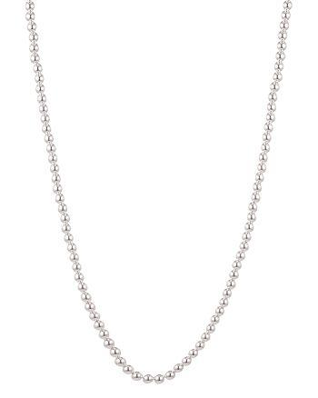 """Ralph Lauren - Beaded Necklace, 42"""""""