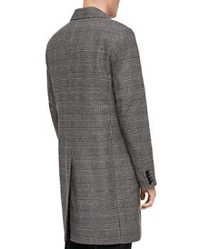 ALLSAINTS - Denver Checked Coat