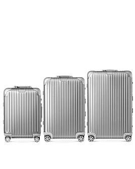 Rimowa - Original Luggage Collection