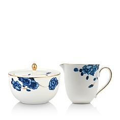Prouna - Emperor Flower Sugar Bowl & Creamer
