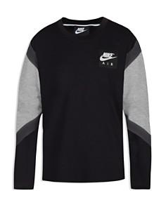 Nike - Boys' Air Long-Sleeve Tee - Little Kid