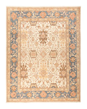Solo Rugs - Oushak Umma Hand-Knotted Area Rug Collection