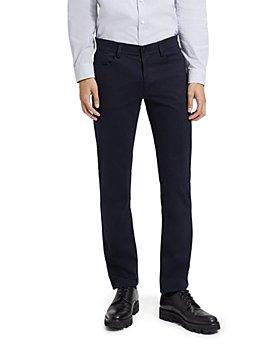 Theory - Tech Raffi Compact Straight Slim Fit Ponte Pants