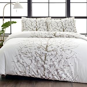 Marimekko Lumimarja Comforter Set, Full/Queen