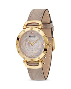 Salvatore Ferragamo - Ferragamo Style Watch, 34mm