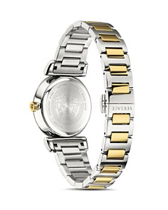 Versace - V-Motif Vintage Logo Watch, 35mm
