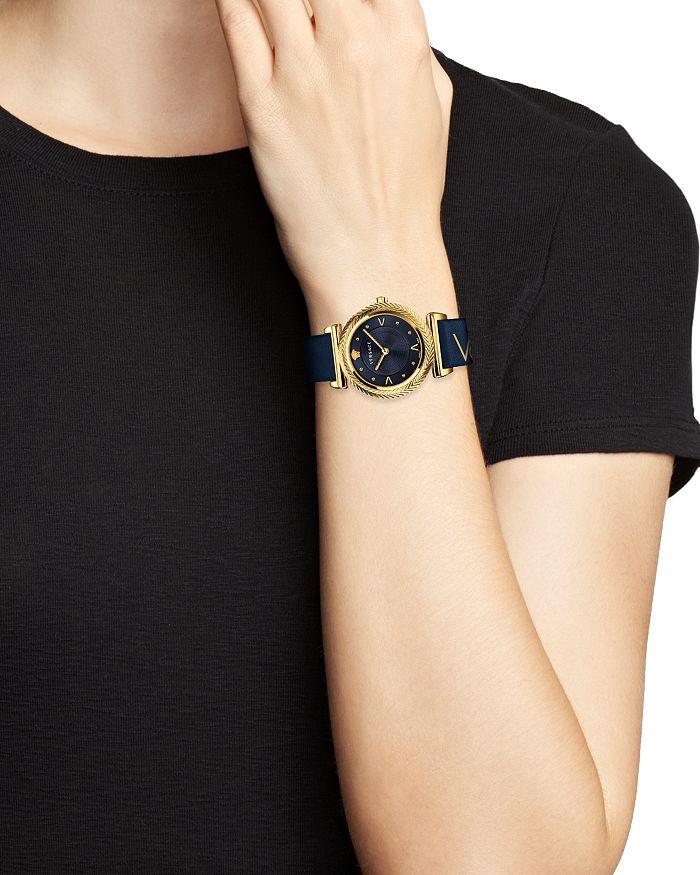 f0d32b4551 Collection V-Motif Vintage Logo Watch, 35mm