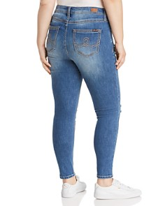 Seven7 Jeans Plus - Skinny Jeans in Source