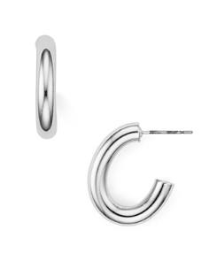 AQUA - Mini Classic Tube Hoop Earrings - 100% Exclusive