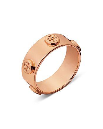 Tory Burch - Logo Studded Ring