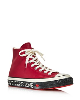 Converse - Women's Chuck Taylor All Star 70 Leather High Top Sneakers