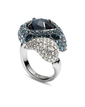 Alexis Bittar Paisley Cocktail Ring