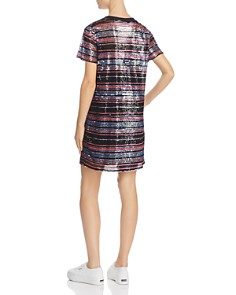 Parker - Samara Sequin Stripe Dress