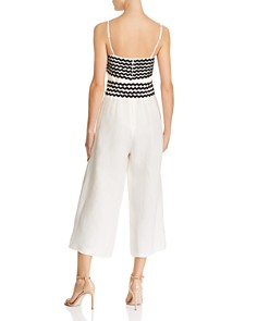C/MEO Collective - Incise Wide-Leg Jumpsuit