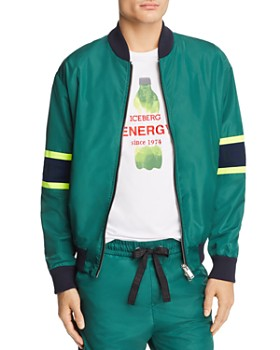 Iceberg - Color-Block Track Jacket