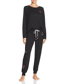 PJ Salvage - True Love Rose Top & Pants