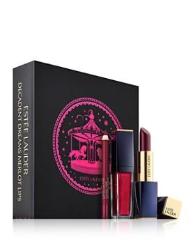 Estée Lauder - Decadent Dreams Merlot Lips Gift Set ($76 value)