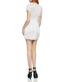 BCBGeneration - Eyelash Sheath Dress