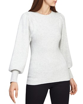 REISS - Wynne Bishop-Sleeve Sweater