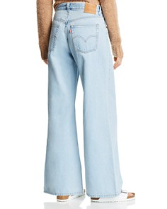 Levi's - Massive Wide-Leg Jeans in Bigs and Smalls