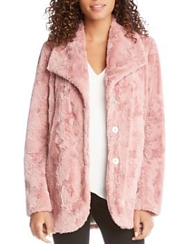 Karen Kane - Faux Fur Coat