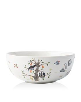 Juliska - Twelve Days of Christmas Cereal/Ice Cream Bowl