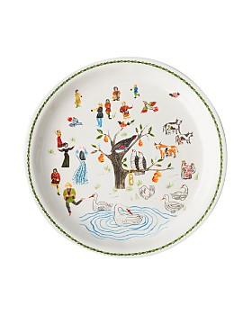 Juliska - Twelve Days of Christmas Round Platter
