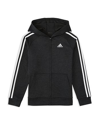 Adidas - Boys' Melange Track Jacket - Little Kid, Big Kid