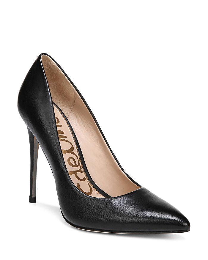 Sam Edelman - Women's Danna Pointed Toe High-Heel Pumps