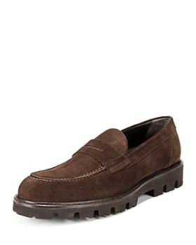 Vince - Comrade Apron-Toe Loafers