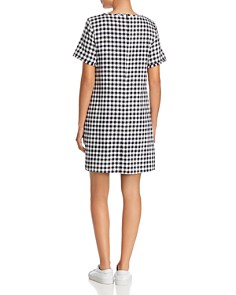 Weekend Max Mara - Afelio Gingham Shift Dress