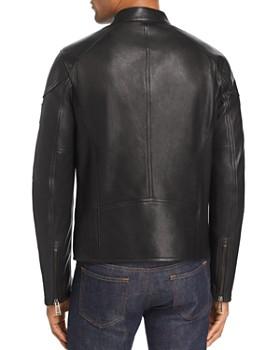 Belstaff - B Racer Leather Jacket