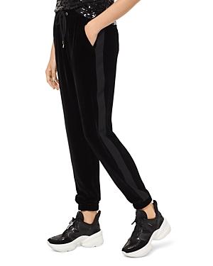 Michael Michael Kors Velvet Jogger Pants