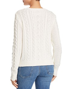 Marled - Cable Knit Sweater