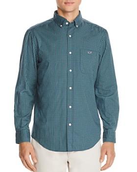 7cec1591 Vineyard Vines - Pin Oak Tucker Gingham Classic Fit Button-Down Shirt