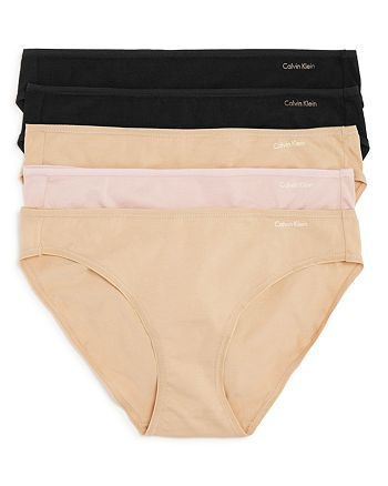 Calvin Klein - Bikinis, Set of 5