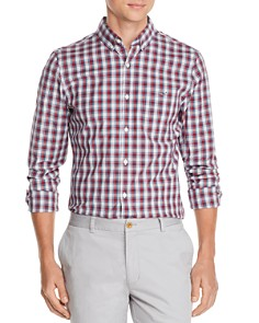 Vineyard Vines - Dunes Road Plaid Classic Fit Button-Down Shirt