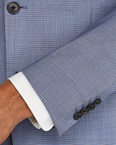 Paul Smith - Houndstooth Slim Fit Suit - 100% Exclusive