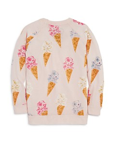 CHASER - Girls' Ice Cream Cone Top - Little Kid, Big Kid