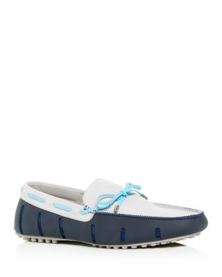 Men/'s Men/'s Swims Men/'s Braided Lace Lux Loafers