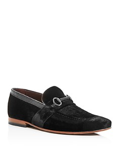 Ted Baker - Men's Affil Velvet Apron-Toe Loafers