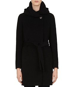 Gerard Darel - Mia High-Collar Wool Coat - 100% Exclusive