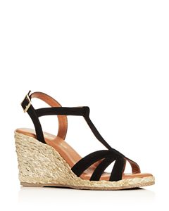 3333896351b Castañer Women's Carol Ankle Strap Platform Wedge Espadrilles ...