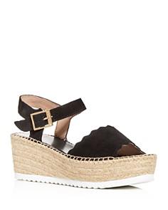 Andre Assous - Women's Cacia Platform Wedge Espadrille Sandals