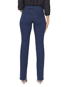 NYDJ - Marilyn Straight Jeans in Firesky