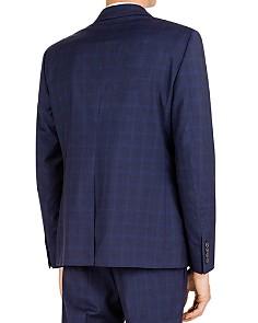 The Kooples - Hidden Lines Wool Slim Fit Sport Coat