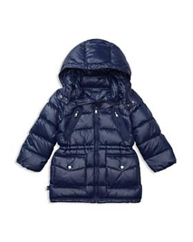 Ralph Lauren - Girls' Long Puffer Jacket - Big Kid