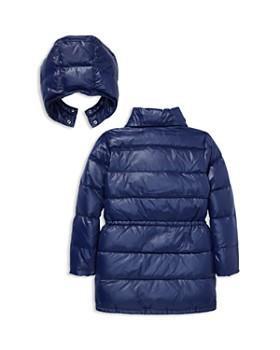 Ralph Lauren - Girls' Long Puffer Jacket - Little Kid