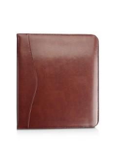 "ROYCE New York - Executive Leather 1.5"" Ring Binder"