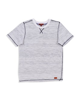 7 For All Mankind - Boys' Marled Tee - Big Kid